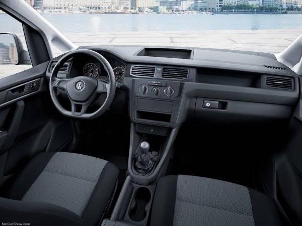 Volkswagen Caddy 2016 - купить ли коммерсанта?