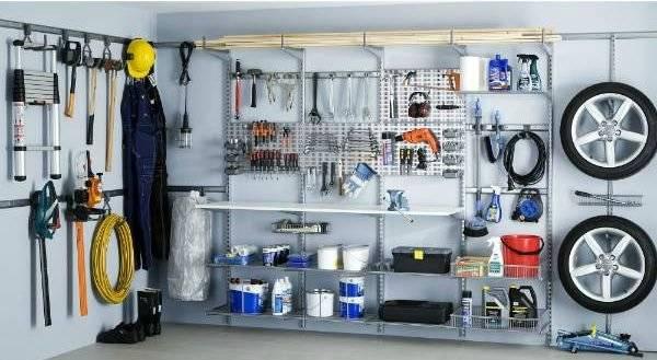 Как правильно организовать гаражное пространство