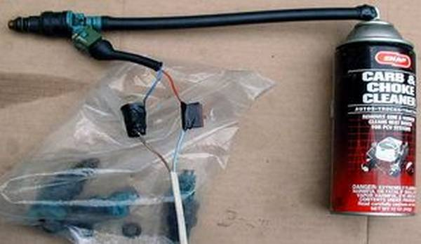 средство для очистки форсунок инжектора мерседес