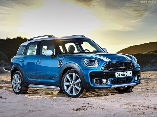MINI Countryman 2017: MINI-максимализм во всем - фото